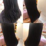 髪質改善施術例